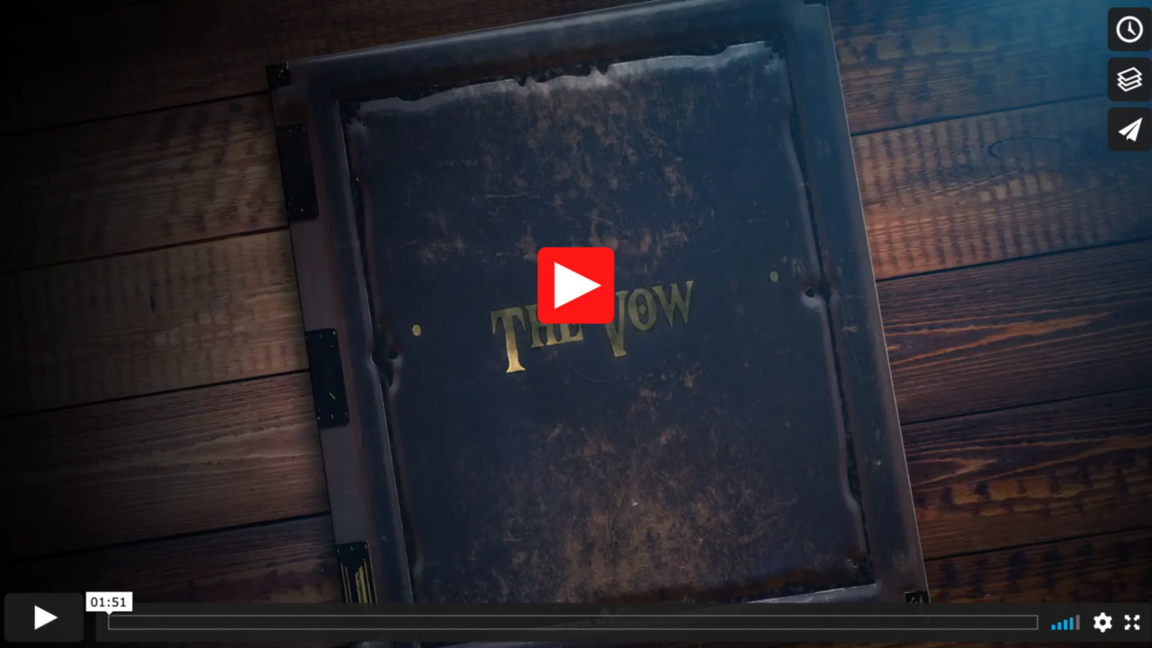 The vow trailer vimeo link