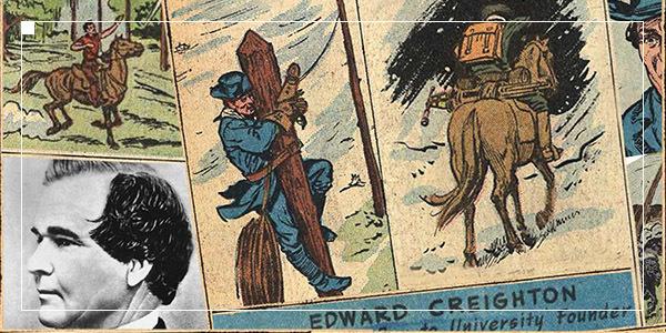 Edward Creighton comic book page