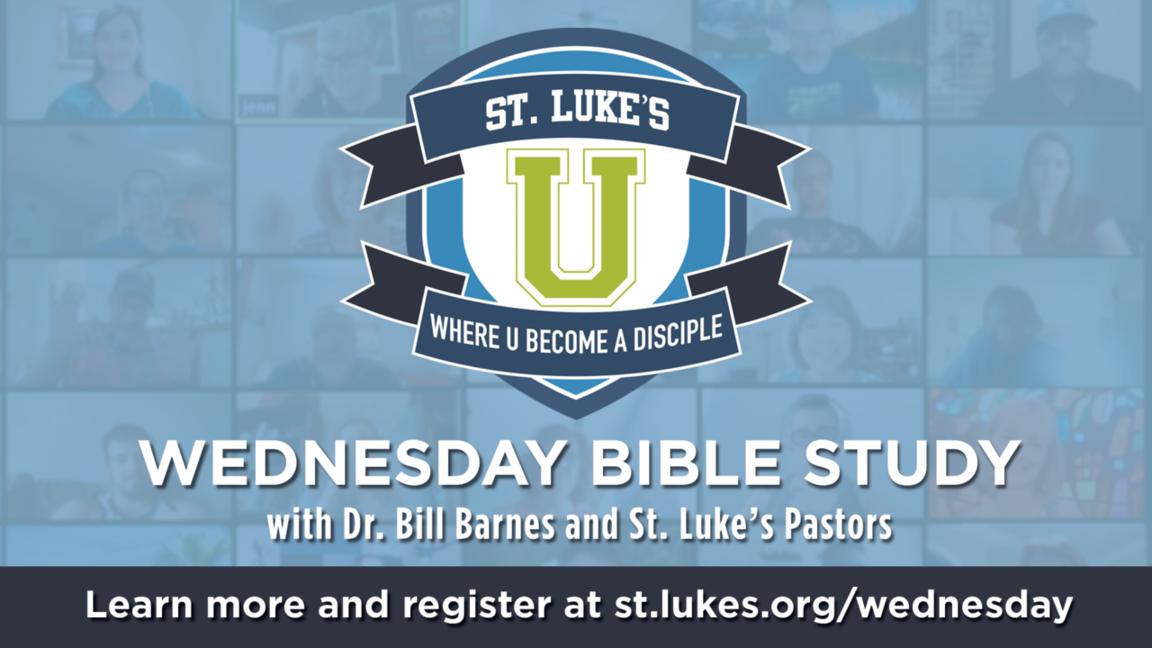 Wednesday bible study registration link
