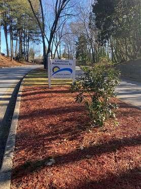 TSCID Sign at North Royal Atlanta