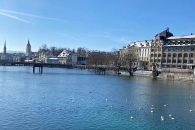 Switzerland scene