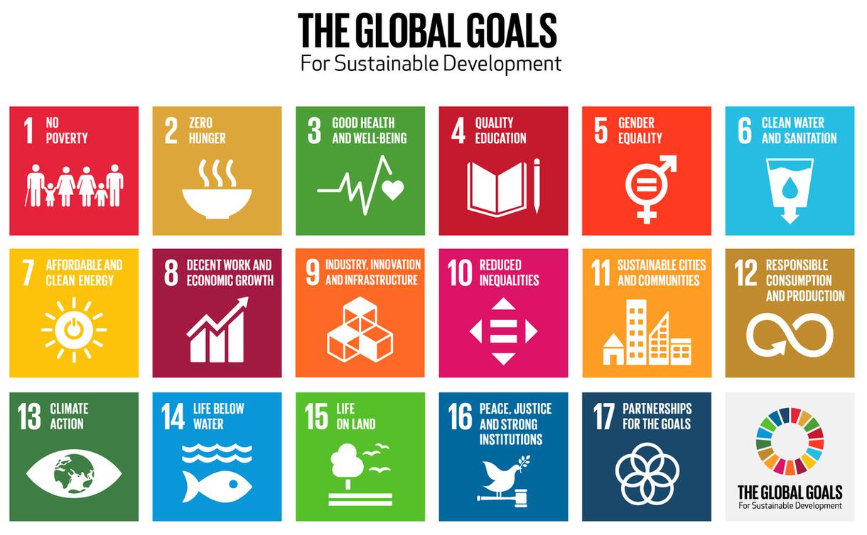 Global Goals Teach In