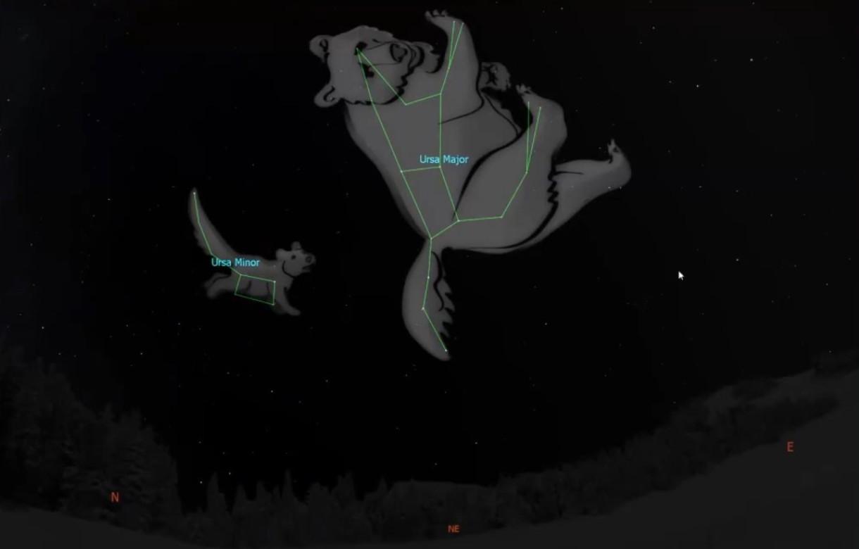 Mid February Virtual Planetarium Show on YouTube