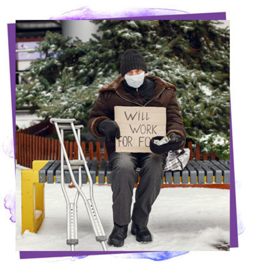 Homeless Shelters Brace for Pandemic Winter