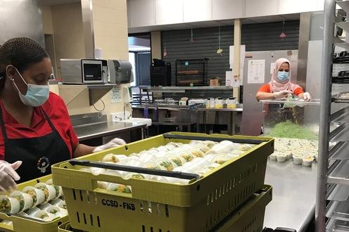 Food & Nutrition Services Job Fair