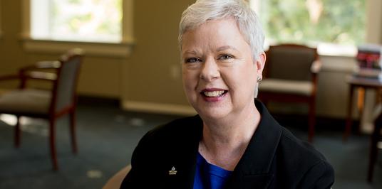 President Kathy Murray