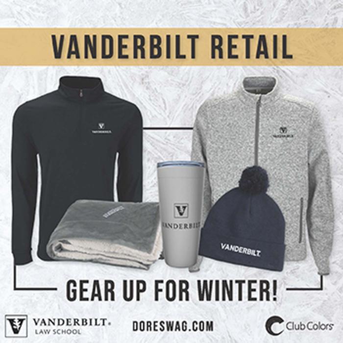 Vanderbilt Law School merchandise for sale
