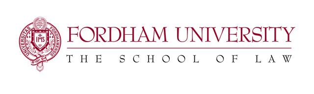 Fordham Law logo