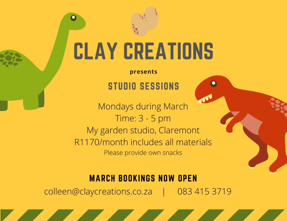 Clay Creations Pottery Classes
