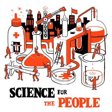 Logo - Science for the People