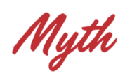Text Graphic that reads: Myth