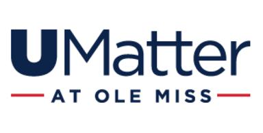 UMatter At Ole Miss Logo
