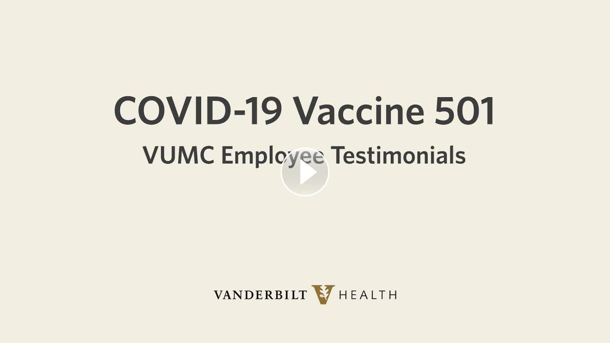 COVID-19 Vaccine 501