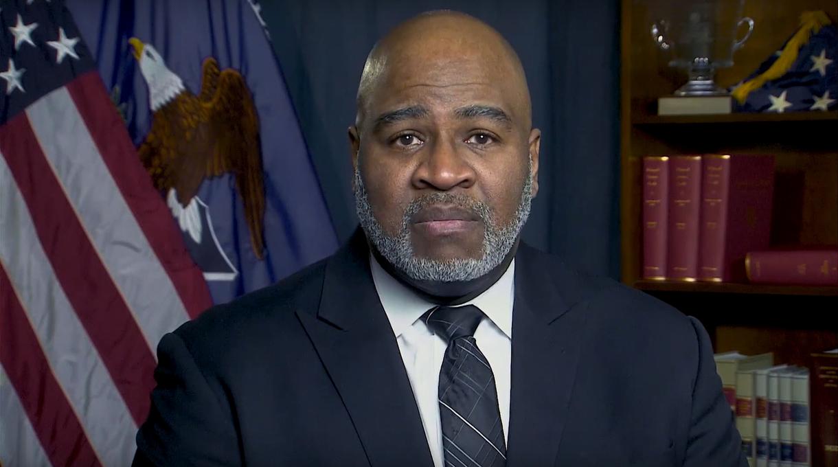 DOJ Black History Month Observance on YouTube