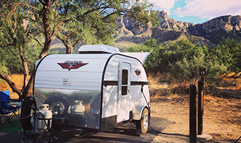 Arizona State Parks Camping Newsletter