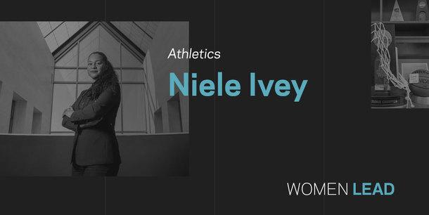 Niele Ivey, Athletics