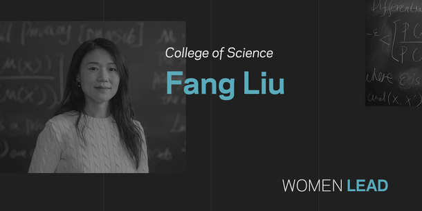 Fang Liu, College of Science