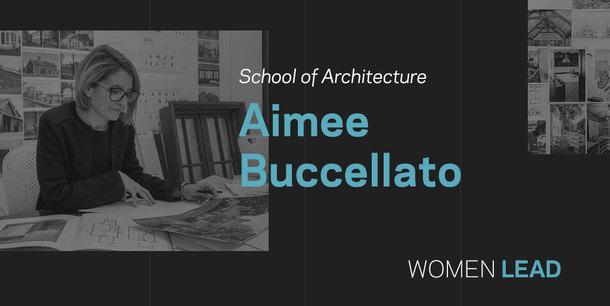 Aimee Buccellato, School of Architecture