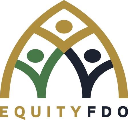 Equity FDO logo (FDO stands for Facilities Design and Operations