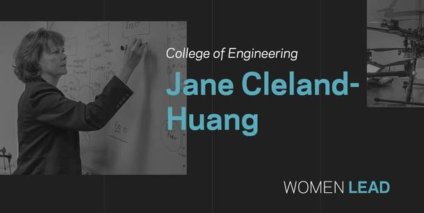 Jane Cleland-Huang, College of Engineering