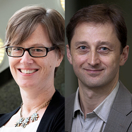 Alison Buttenheim, Harald Schmidt