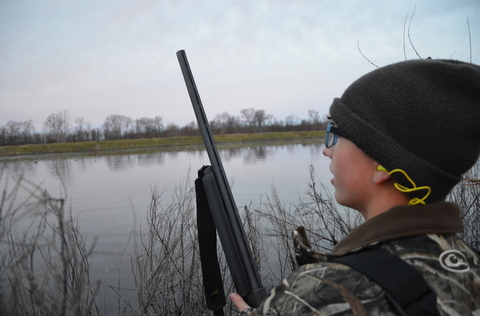 Youth Waterfowl Camp