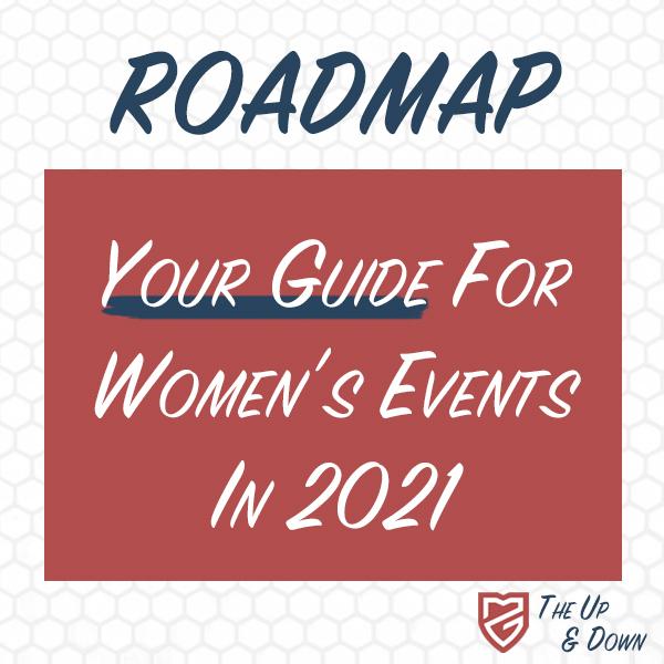 Women's Events in 2021