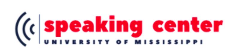 The Speaking Center, University of Mississippi