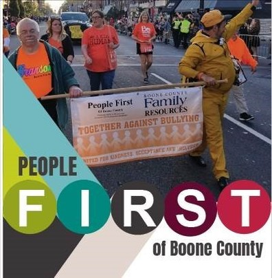 People First of Boone County brochure