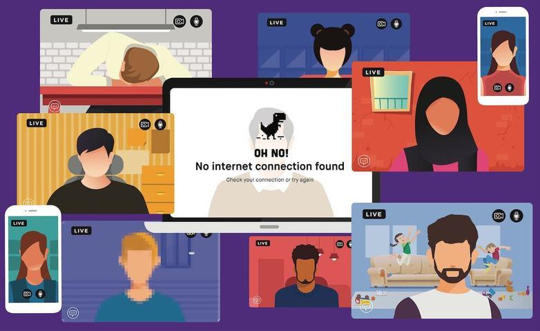 variety of online webcam views