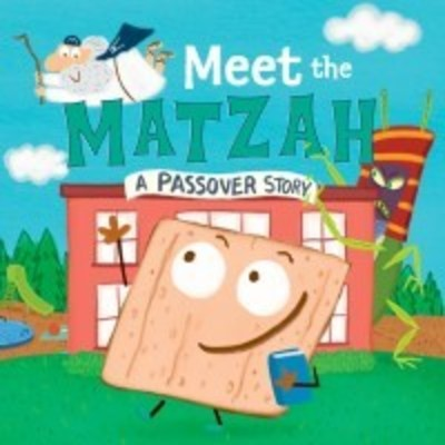 Meet the Matzah book cover