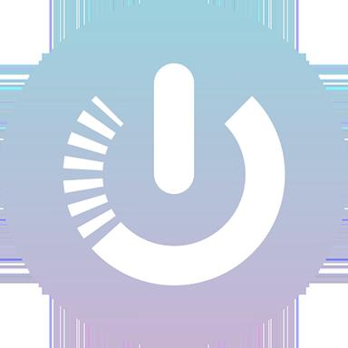 Icon: Power button