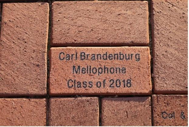 Carl Brandenburg Mellophonia Class of 2018