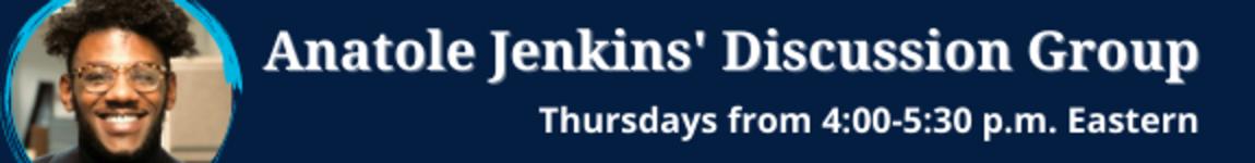 Join Anatole Jenkins' group