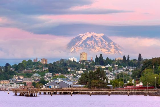 Washington ranked best state in the nation