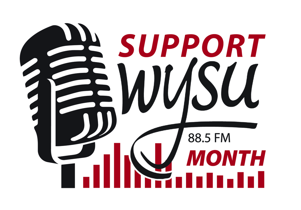 April is Support WYSU Month! Give now.