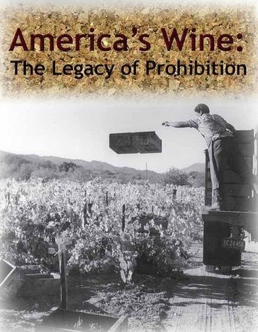 America's Wine poster