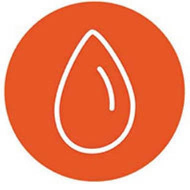 Vitalant blood drive logo
