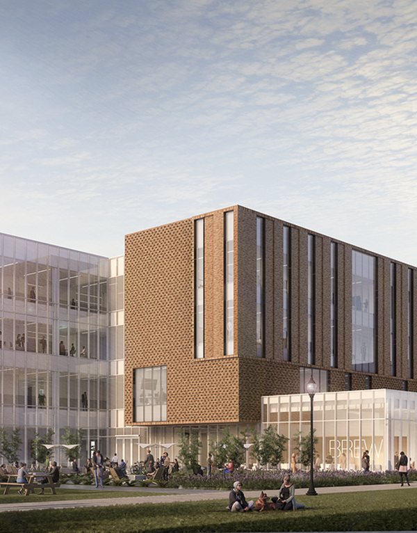 Marquette University New Business School set to break ground.