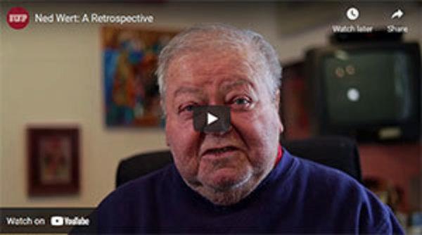 video thumbnail showing Ned Wert speaking