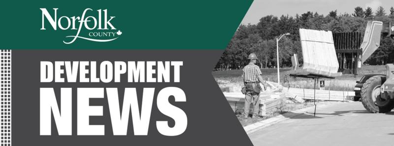 Development News banner image