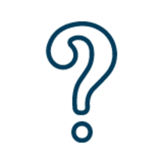 question mark graphic