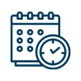 calendar and clock icon