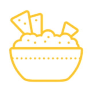 bowl of food graphic