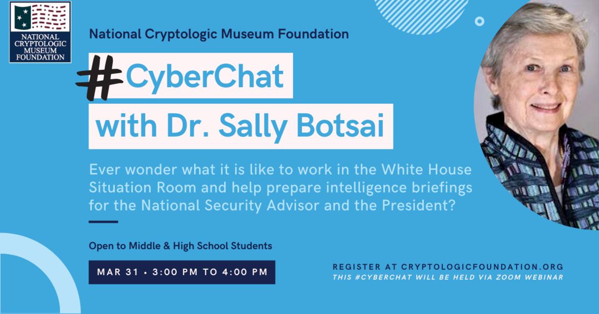 #CyberChat with Dr. Botsai