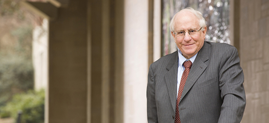 James Blumstein delivers the Ann F. Baum Memorial Elder Law Lecture at University of Illinois Law