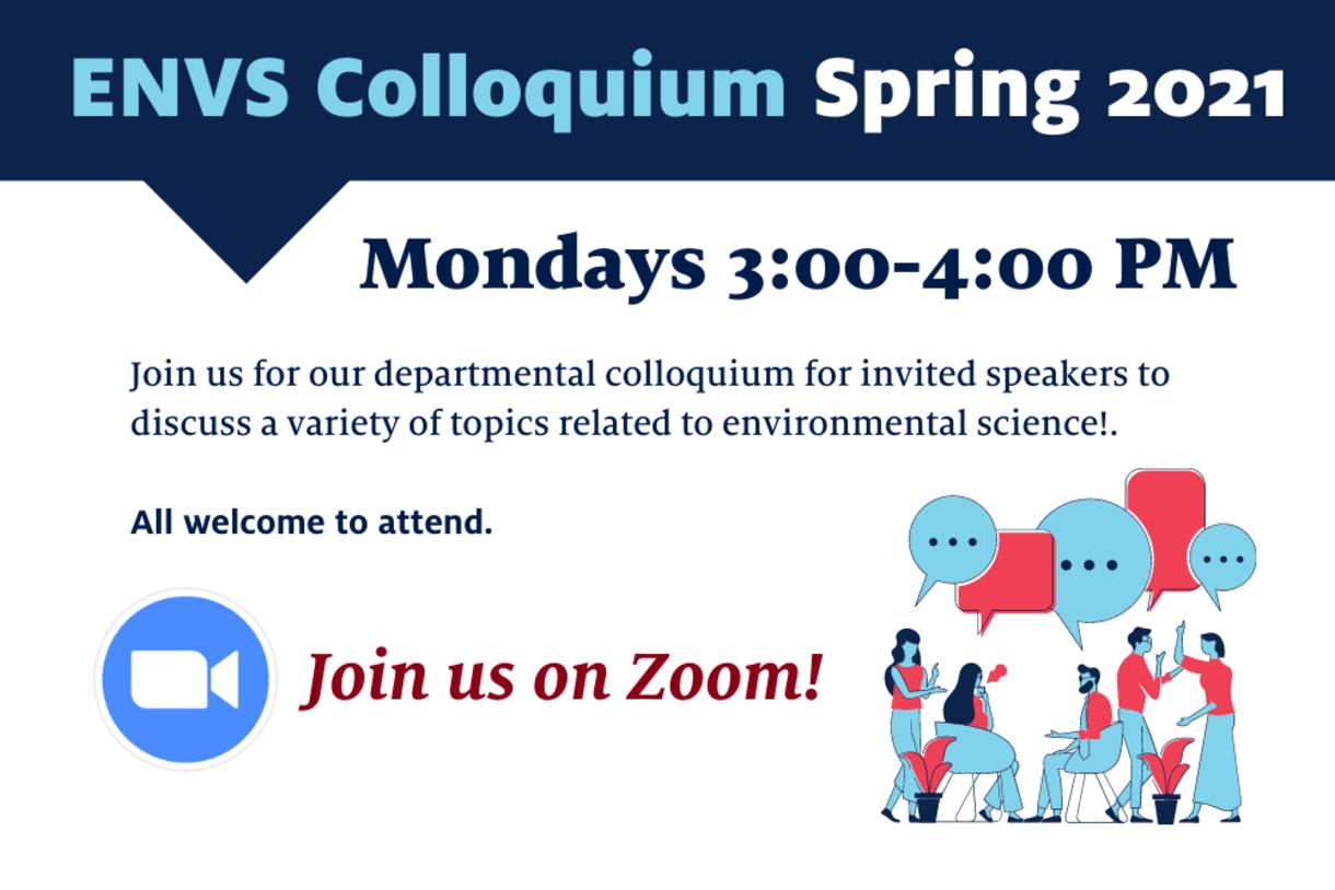 ENVS Colloquium Spring 2021