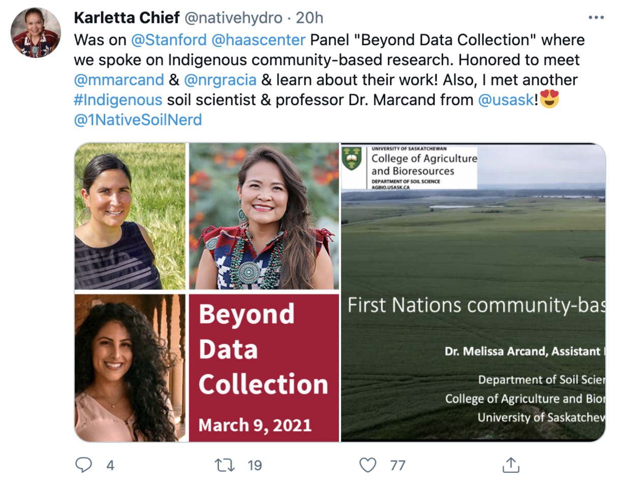 Chief and Stanford Panel