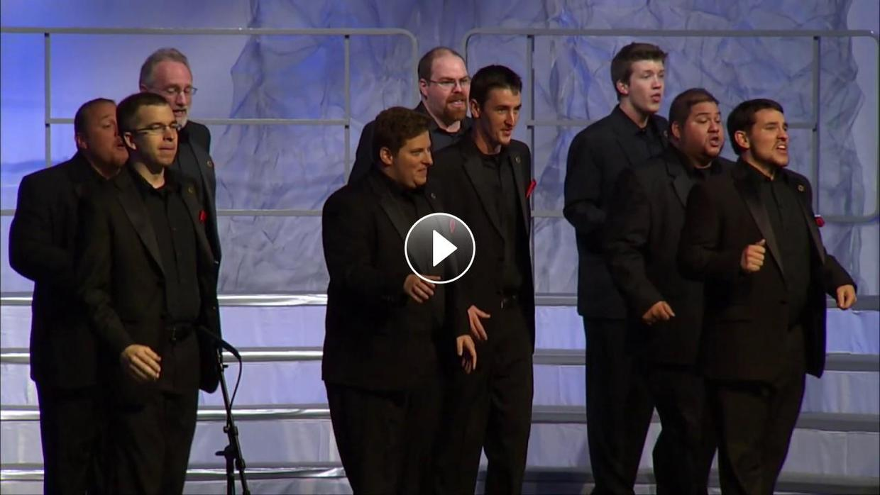 The Marcsmen - Steppin' Out with My Baby [from Easter Parade] • 2013 International Chorus Contest