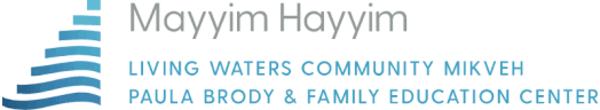 Mayyim Hayyim logo